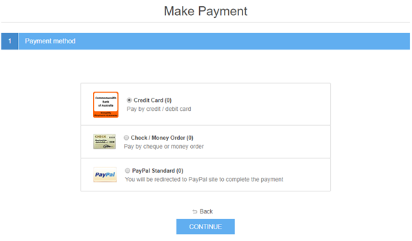 Make Deferred Payment